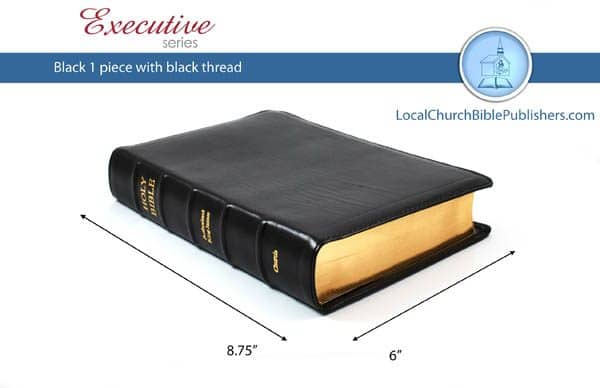 Products | Local Church Bible Publishers