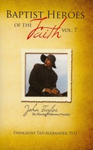 Baptist Heroes of the Faith Vol 7 Taylor