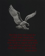 Misc-Silver-Eagle-Print